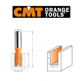 CMT Orange Tools Overfræsebor (12mm.)