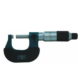 Mikrometerskrue 0 - 25 mm.