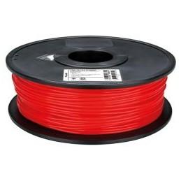 Velleman rød ABS filament