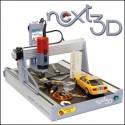 Next 3D CNC Small