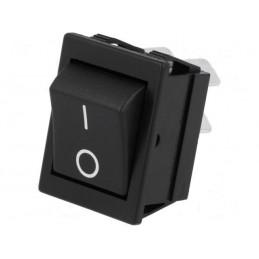 2-Positionsschalter (schwarz)