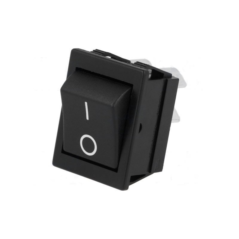 2 position switch (black)