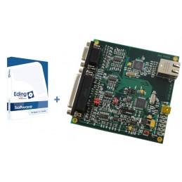 Eding CNC fire akser med Ethernet