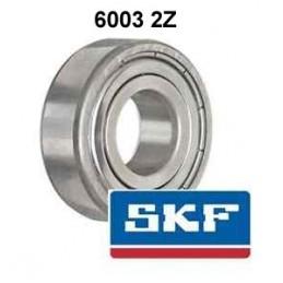 SKF 6003-2Z Dyp groove kulelager