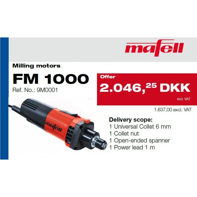 Mafell FM1000 Fræsemotor