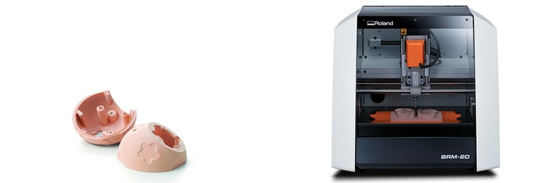 ROLAND CNC-maskiner